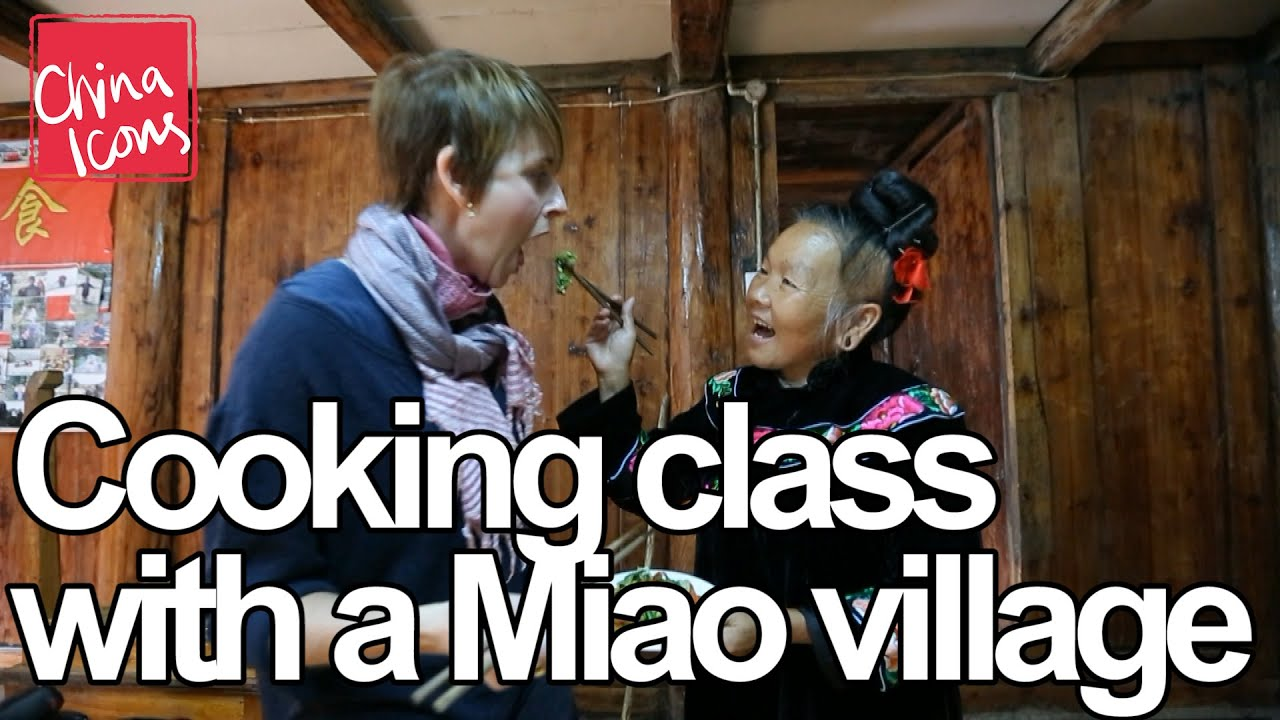 Cooking class with a Miao Villager - A Photo Blogger's Perspective | A China Icons Video