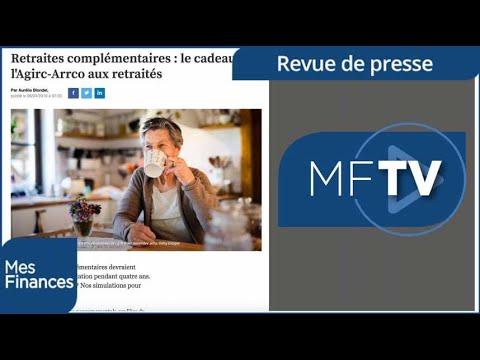 RDP AVRIL : Agirc-Arrco, Assurance vie et taxe d'habitation