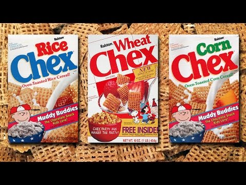 Chex | Cereal Time