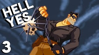 LETS GET DANGEROUS   Let's Play Full Throttle Remastered Gameplay #3