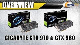 Gigabyte GeForce GTX 980 & 970 Overview - Newegg TV
