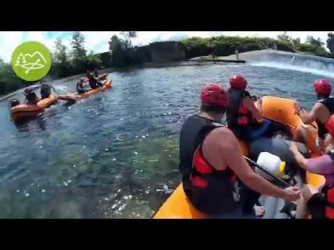 River Korana Karlovac - outdoor adventure in Croatia