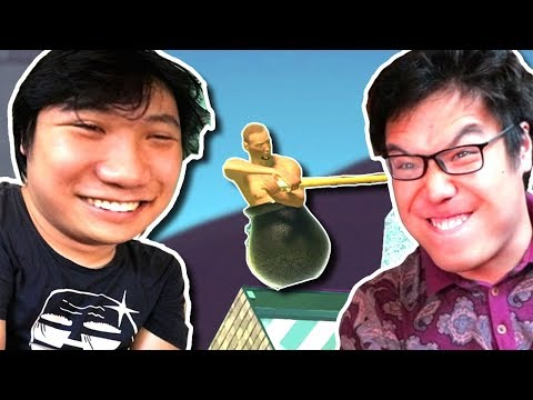 This Game Destroyed Us. || PART 1 || Getting Over It |