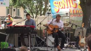 Inside Voice - Joey Dosik w Theo - Sonic Lunch 8/20/15