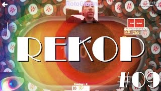 [ REPLAY ] Rekop - 09 - Session Expresso sur Winamax.fr / Semaine 16 (*SHORT BROKEN FILE*)