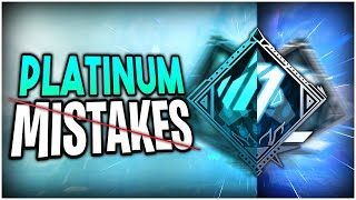 Reviewing Platinum Mistakes to Achieve Diamond in Apex Legends Ranked! (Coaching Series)