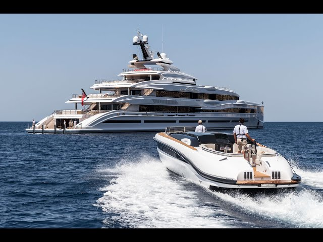 Lana: 107m Benetti for Charter with Imperial Yachts
