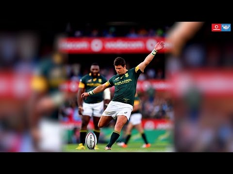 South Africa vs Australia - Loftus Versfeld 1 October 2016