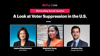 A Look at Voter Suppression in the U.S.