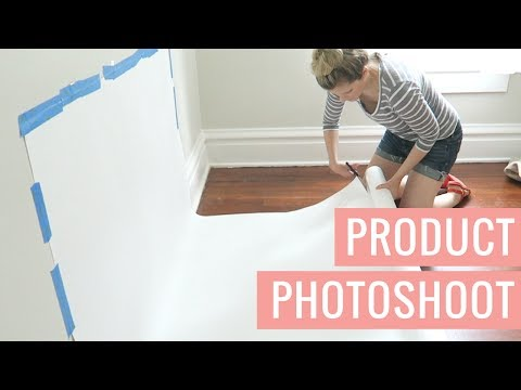 at-home-product-photography-photoshoot-behind-the-scenes-|-vlog