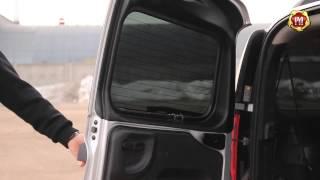 Обшивка задних дверей Lada Largus (универсал) 2012-н.в.,  Lada Largus Cross (универсал) 2015-н.в.