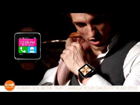 The Amazing BURG 16A Smartwatch!
