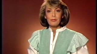 witzige Ansage (Panne) Programmansage Ansage Ursula Sluka 23.7.1984
