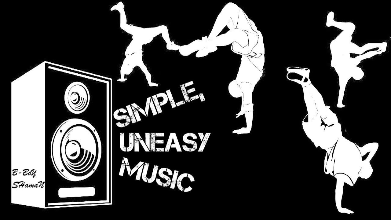 музыка для брейк-данса\B-BOY SHaman - simple, uneasy music