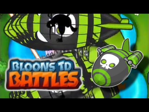 Bloons TD Battles - Ridiculous Rushes on Mega Boosts!