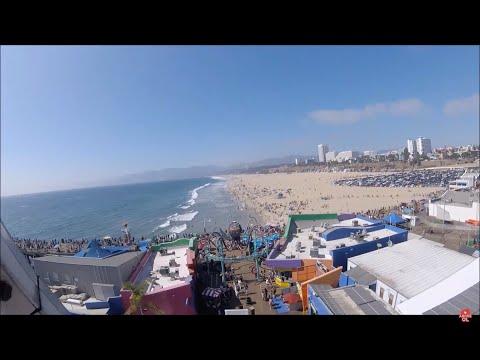 Johnny Sinsi Gördük  Santa Monica  Venice Beach - Vlog 271
