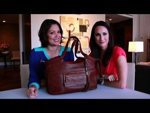 A Diaper Bag with Style