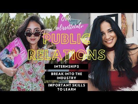 Public Relations   How to Get Into PR in 2020   First PR Internship