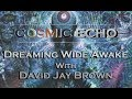 Lucid Dreaming and Psychedelics - Dreaming Wide Awake With David Jay Brown | Cosmic Echo Podcast