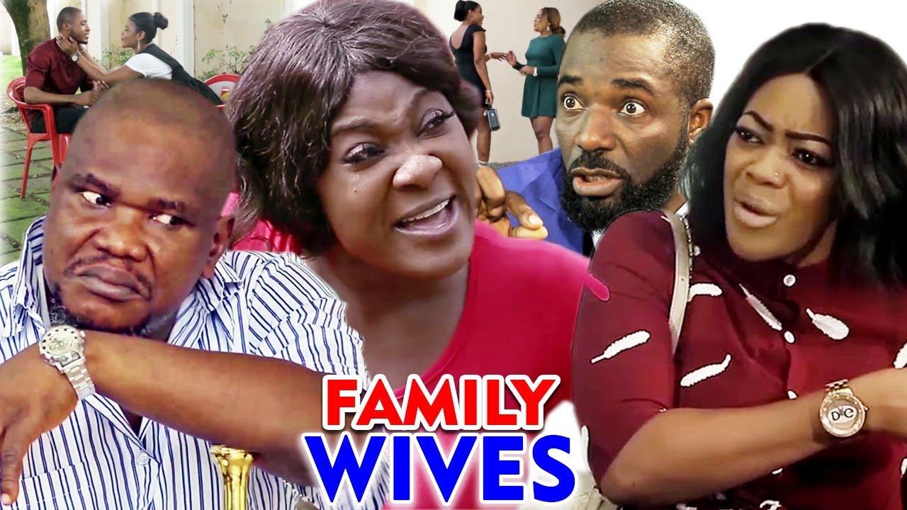 Download Family Wives Season 1 & 2 - ( Mercy Johnson / Ugezu J Ugezu ) 2019 Latest Nigerian Movie
