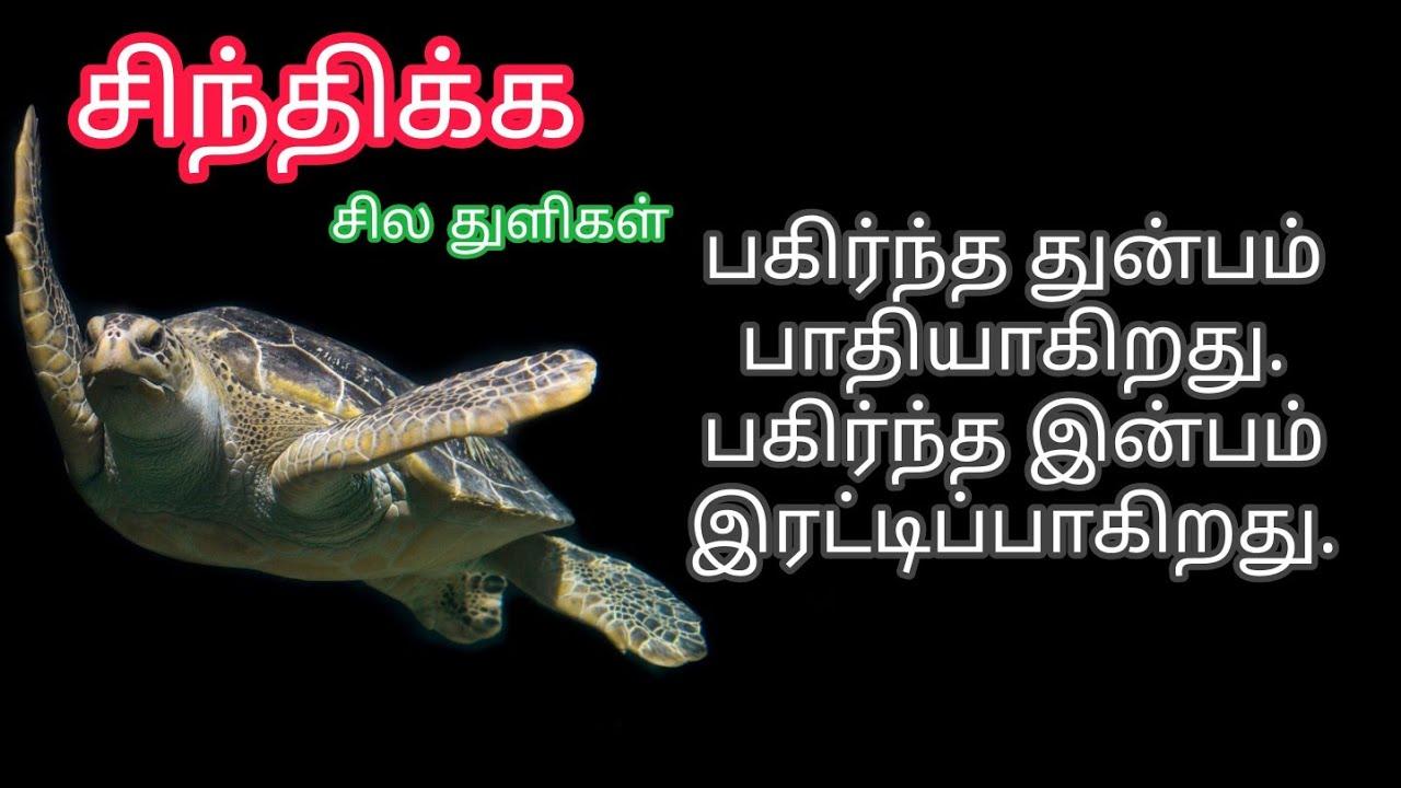 சிந்திக்க சில துளிகள் 93 | philosophy in tamil | Motivation in tamil | motivational quotes in tamil