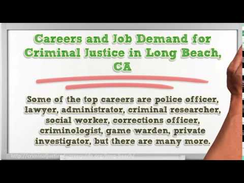 Criminal Justice Degree in Long Beach