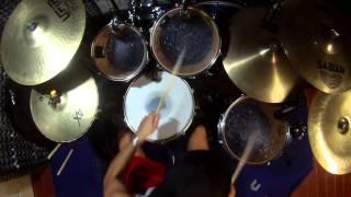 Скачать Bullet For My Valentine Pariah Drum Cover Studio Quality