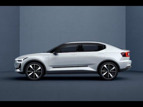 NEW  Volvo Polestar 2   2020