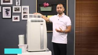 Delonghi PACA100ECO i 2 85kW Portable Aircon overview by product expert - Appliances Online