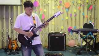 Solo Guitar (Andra And The Backbone - Surrender)