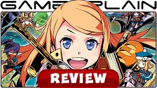 Etrian Mystery Dungeon - Video Review (3DS)