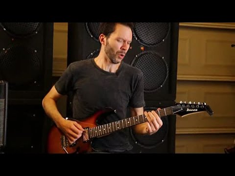 """Paul Gilbert - Vibrato """"Guitar Instructional Full"""""""