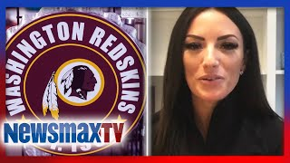 Ex-Redskins cheerleader reacts to name change, kneeling