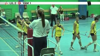 Volley serie B1/F 5° giornata Lilliput Settimo-Yamamay Busto Arsizio 15.11.2014