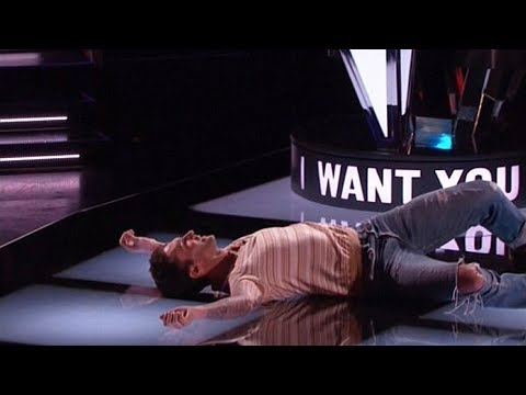 Top 10 performance That made coaches Fall Off chairs in The voice Audition 2018