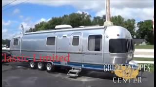 1993 Airstream Classic - For Sale! RV dealer in Arkansas! Great Escapes RV Center!