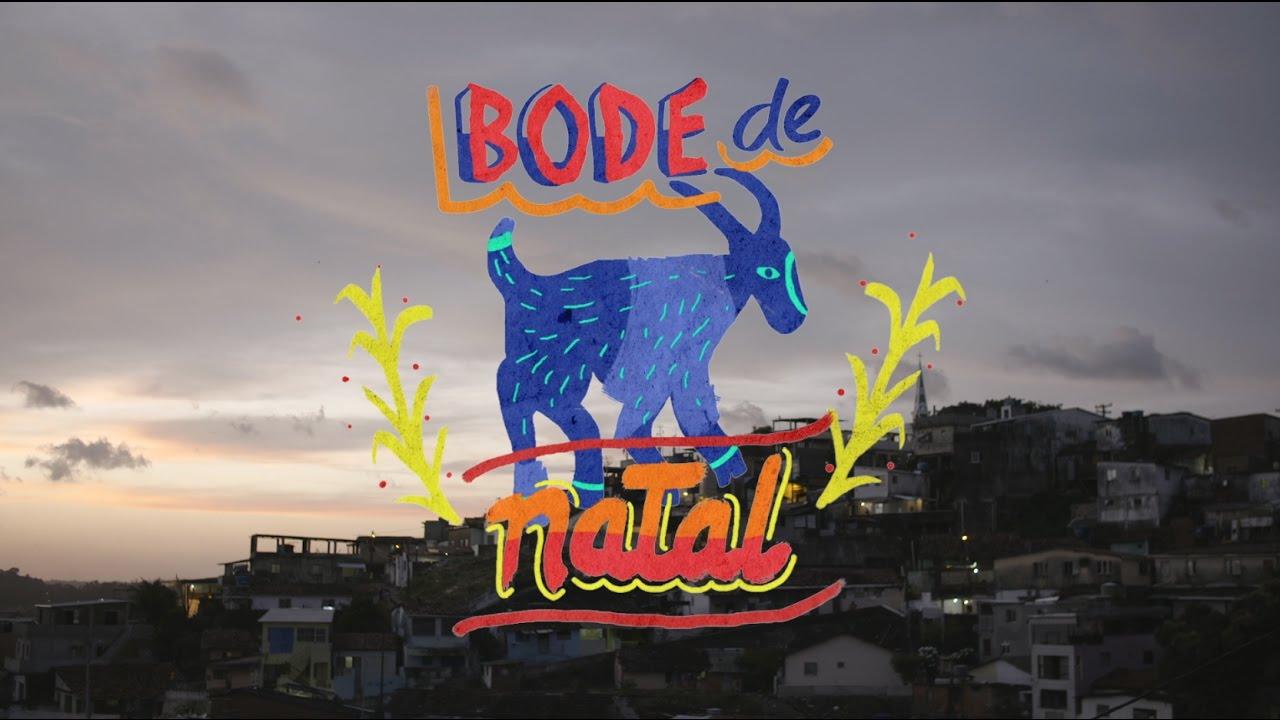 Bode De Natal - Trailer