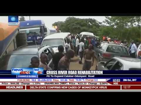 FG To Expand Calabar-Odukpani Road