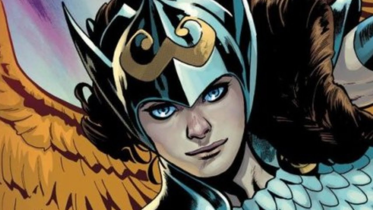 Thor 4 to star Natalie Portman as Lady Thor, be titled Thor: Love and Thunder