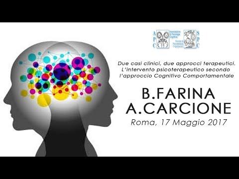 Benedetto Farina/Antonino Carcione - Due casi clinici, due approcci terapeutici, Prima Parte