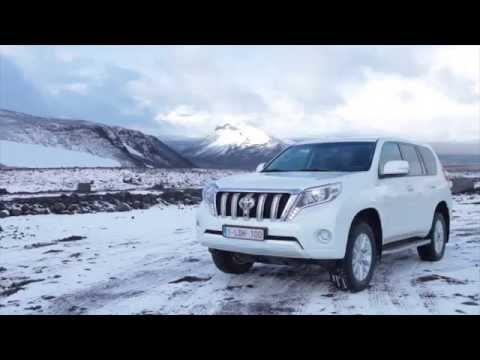 2015 Toyota Land Cruiser in Iceland Design | AutoMotoTV