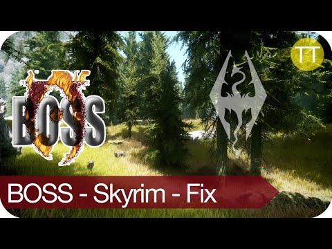 BOSS - Skyrim - Crash Fix (CTD) - [GERMAN]