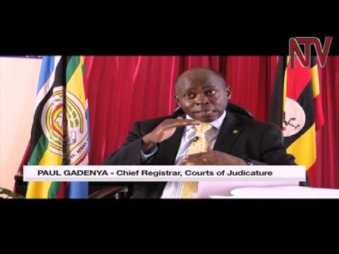 Courts Registrar, Gadenya Asks Government To Consider Salary Increments For Judicial Officers