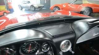 1964 Corvette Convertible - Riverside Red/Black, #'s match, 4 Speed - Seven Hills Motorcars, Inc
