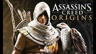 """Фильм """"ASSASSIN'S CREED: ORIGINS"""" (игрофильм, полный сюжет, Кредо Ассассина, Истоки) [60fps, 1080p]"""