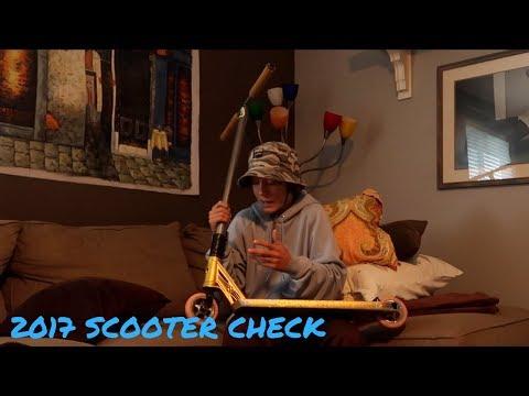 KAI SAUNDERS | SCOOTER CHECK V3
