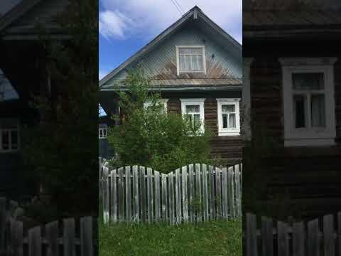 У бабушки в деревне ( Рамешки, Никольский район, Вологодская область )