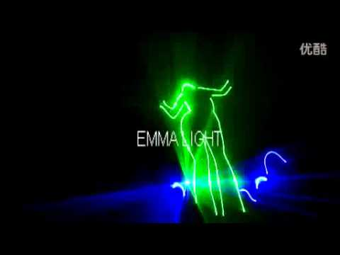 2W RGB animation emma laser light,text laser light,laser lights sale with free programmbale software