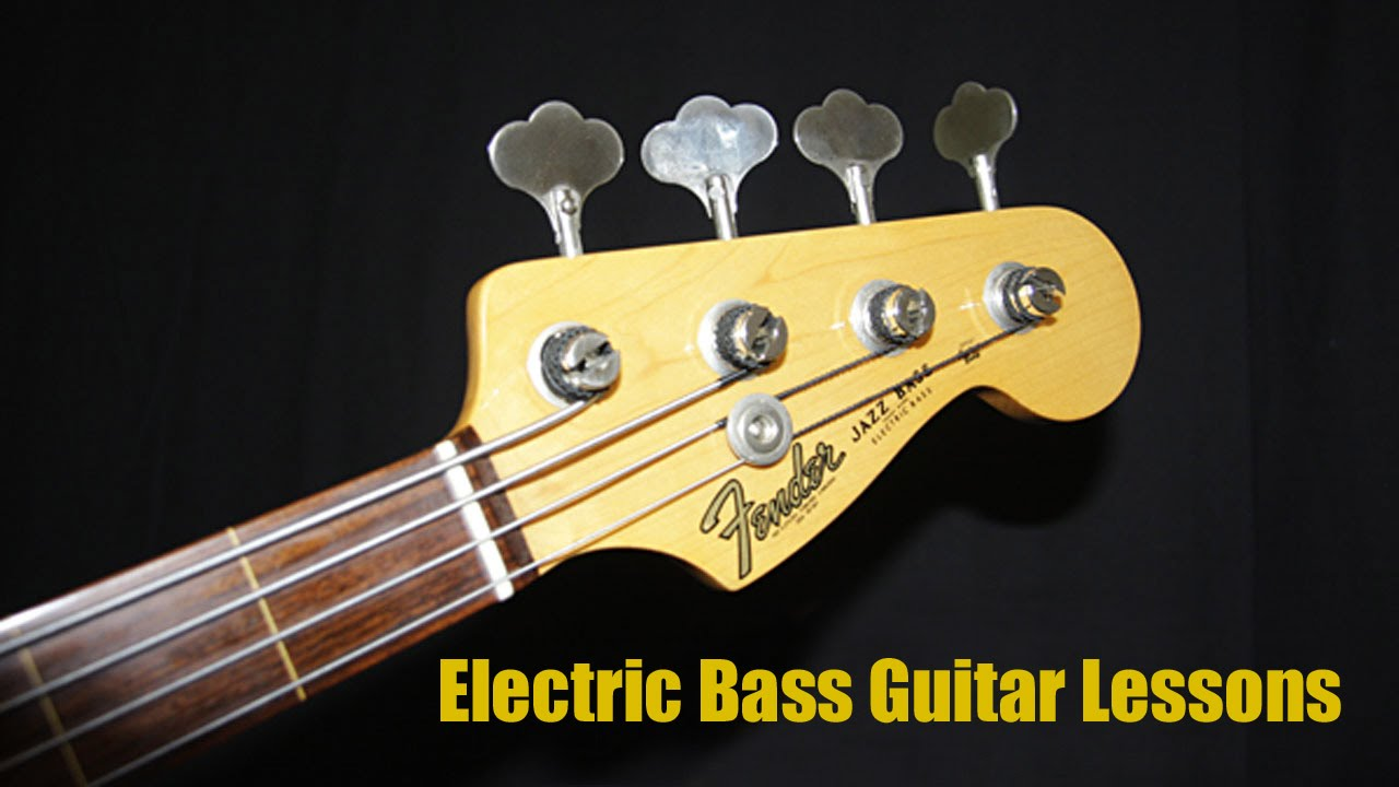 Electric Bass Guitar Lessons Newcastle - Bass Coach Peter Gray