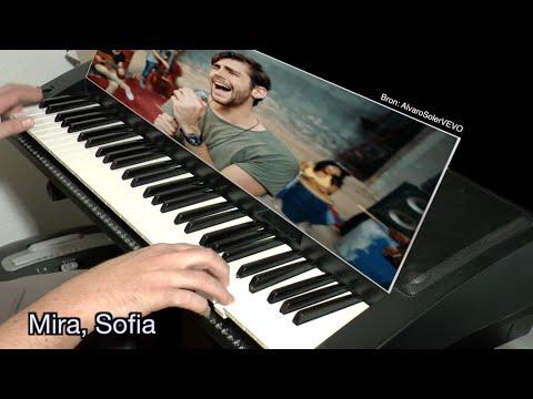 Alvaro Soler - Sofia KARAOKE + Lyrics